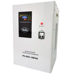 Электромеханический стабилизатор VoTo PC-SVC120 - 10000 VA