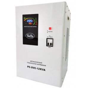 Электромеханический стабилизатор VoTo PC-SVC120 - 12000 VA